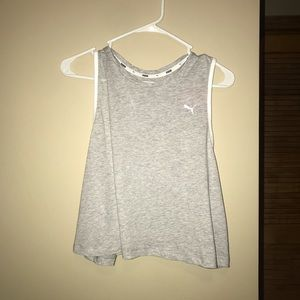 PUMA regular fit tank top